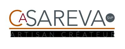 Logo Casareva svp - Création Artisanale